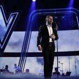 "Ángel Cortés sorprende en la final de 'La Voz' con ""Unchained Melody"""