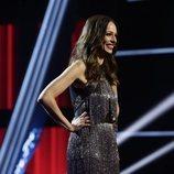 Eva González, presentadora de 'La Voz' en Antena 3