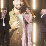 Alejandro Albalá es expulsado en la primera final de 'GH Dúo'
