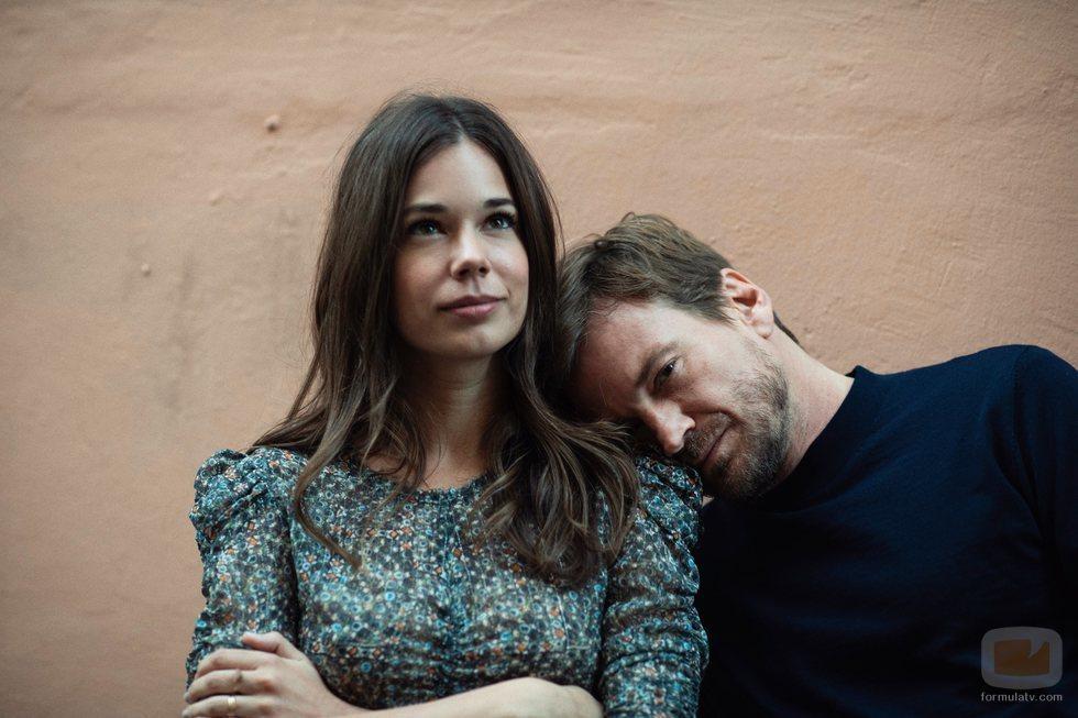 Laia Costa y Guillermo Pfening protagonizan 'Foodie Love' de HBO