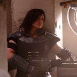 Gina Carano es Kara Dunne en 'The Mandalorian'