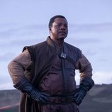 Carl Weathers es Grief Marga en 'The Mandalorian'