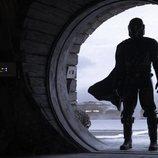 La silueta del protagonista de 'The Mandalorian'