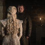 Sam y Daenerys, frente a frente en el capítulo 8x01 de 'Juego de Tronos'