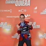 Joaquín Reyes posa en la premiere de