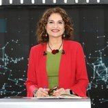 María Jesús Montero (PSOE), en el debate a seis de RTVE