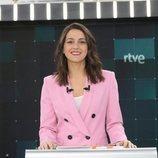 Inés Arrimadas (Ciudadanos), en el debate a seis de RTVE