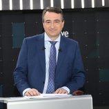 Aitor Esteban (PNV), en el debate a seis de RTVE