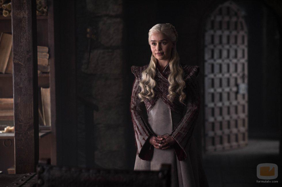 Daenerys Targaryen, en el 8x02 de 'Juego de Tronos'
