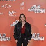 """Elisa Drabben, en la premier de """"Lo dejo cuando quiera"""""""