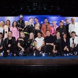 Los representantes de Eurovisión 2019 en la PreParty de Madrid