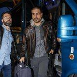 Fabio Colloricchio pone rumbo a 'Supervivientes 2019'