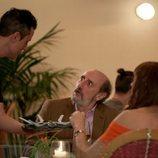 Enrique y Alba cenan juntos en el 11x01 de 'La que se avecina'