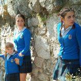 Paula, Victoria y Carolina en 'Todo el mundo tiene un secreto'