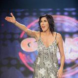 Paz Padilla, presentadora de 'El gong show'