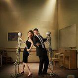 Presentación de la cuarta temporada de 'Bones'