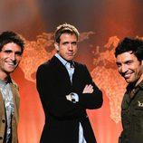 Presentadores de 'La vuelta al mundo en directo'
