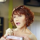 Antonia San Juan interpreta a Estela en 'La que se avecina'