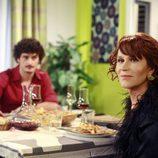 Antonia San Juan y Antonio Pagudo en 'La que se avecina'