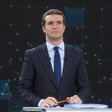Pablo Casado, en 'El debate en RTVE'