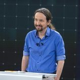 Pablo Iglesias, en 'El debate en RTVE'