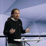 Pablo Iglesias, en 'El debate decisivo'