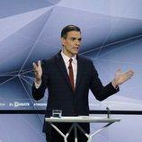 Pedro Sánchez, en 'El debate decisivo'