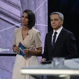 Ana Pastor y Vicente Vallés son los moderadores de 'El debate decisivo'