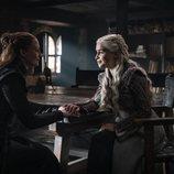 Daenerys y Sansa de 'Juego de Tronos' estrechan lazos en el 8x02