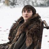 Bran Stark en el Bosque de Dioses durante el 8x02 de 'Juego de Tronos'