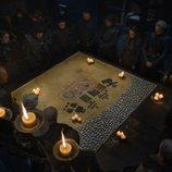 Las fuerzas reunidas en Invernalia planean la batalla contra los Caminantes Blancos en el 8x02 de 'Juego de Tronos'