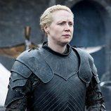 Brienne de Tarth en el 8x02 de 'Juego de Tronos'