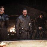 Los Stark que quedan en pie en el 8x02 de 'Juego de Tronos'