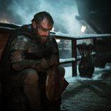 Beric Dondarrion, pensativo en el 8x02 de 'Juego de Tronos'