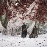 El tenso reencuentro de Jaime Lannister con Bran Stark en el 8x02 de 'Juego de Tronos'