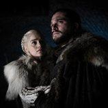 Jon y Dany durante el 8x02 de 'Juego de Tronos'