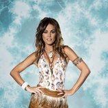 Lara Álvarez posa como presentadora de 'Supervivientes 2019'