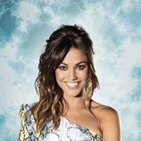 Lara Álvarez sonríe a cámara como presentadora de 'Supervivientes 2019'
