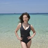 Encarna Salazar posa en bañador como concursante de 'Supervivientes 2019'