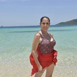 Isabel Pantoja posa en bañador como concursante de 'Supervivientes 2019'
