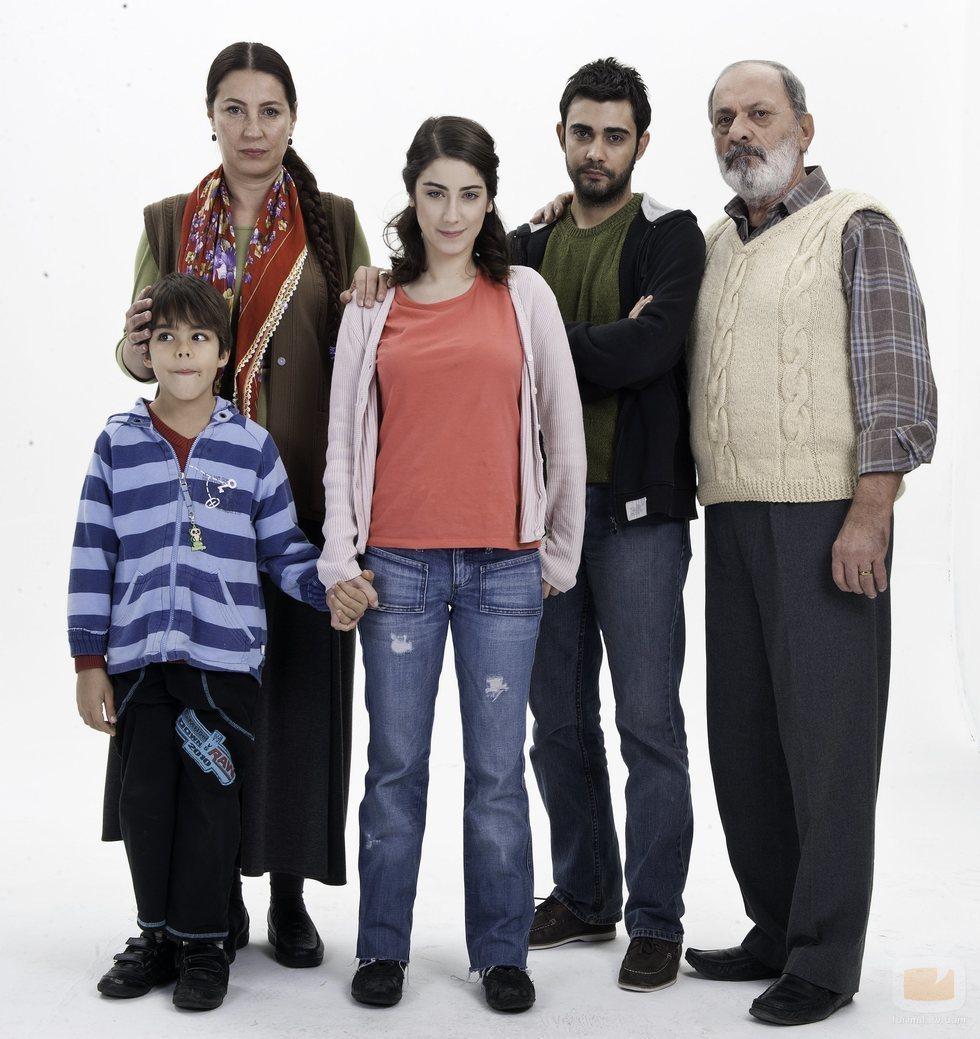 La familia Yilmaz, en 'El secreto de Feriha'