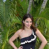 Mónica Hoyos posa en bañador como concursante de 'Supervivientes 2019'