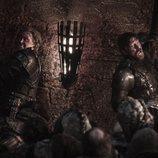 Brienne y Jaime luchan codo con codo contra los Caminantes Blancos en el 8x03 de 'Juego de Tronos'