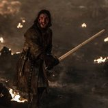 Jon pelea por Invernalia en el 8x03 de 'Juego de Tronos'