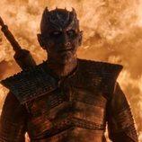 El Rey de la Noche, rodeado de fuego en el 8x03 de 'Juego de Tronos'
