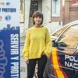 Andrea del Río en la temporada 3 de 'Servir y proteger'