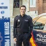 Alejandro Jato en la temporada 3 de 'Servir y proteger'
