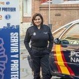 Luisa Martín en la temporada 3 de 'Servir y proteger'