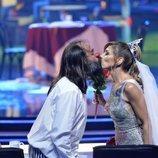 El payaso Cucko se casa con Eva Isanta en la final de 'Got Talent España'
