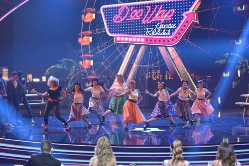 D'oo Wap interpreta el musical Grease en la final de 'Got Talent España'